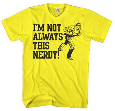 A Theory I´m Not A Nerd T Shirt