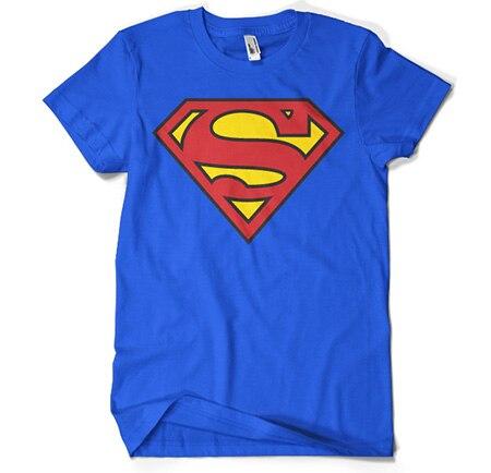 Superman Shield T Shirt