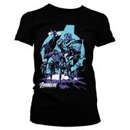 Avengers Thanos Grip Endgame T Shirt