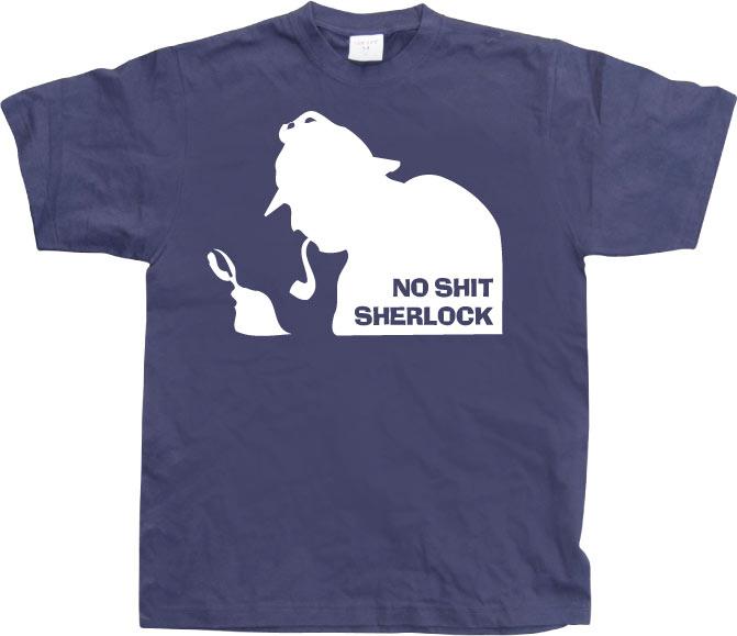 No Shit Sherlock!