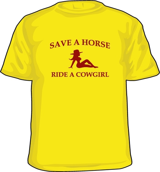 Ride A Cowgirl!