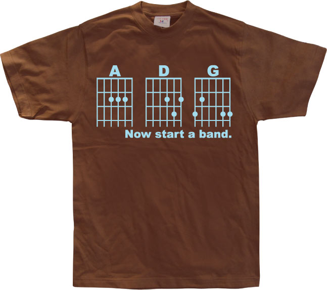 Now Start A Band!