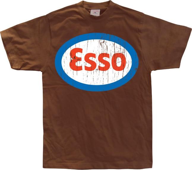 Esso Distressed