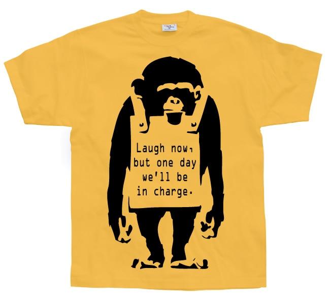 Banksy - Laugh Now!
