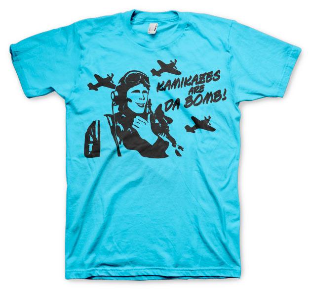 Kamikazes Is Da Bomb!