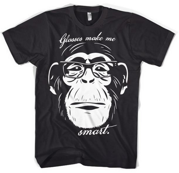 Glasses Makes Me Smart T-Shirt
