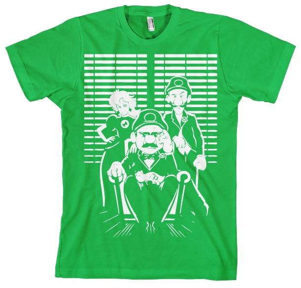 The Mario Family T-Shirt