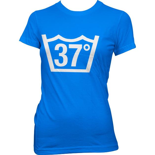 37 Celcius Girly Tee