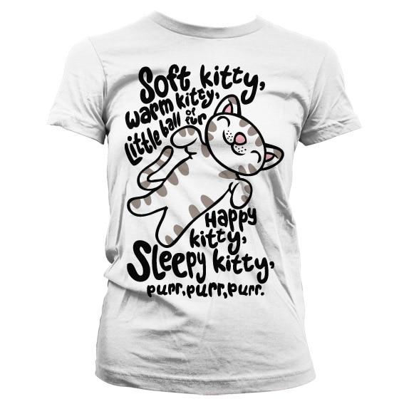 TBBT Soft Kitty Girly Tee