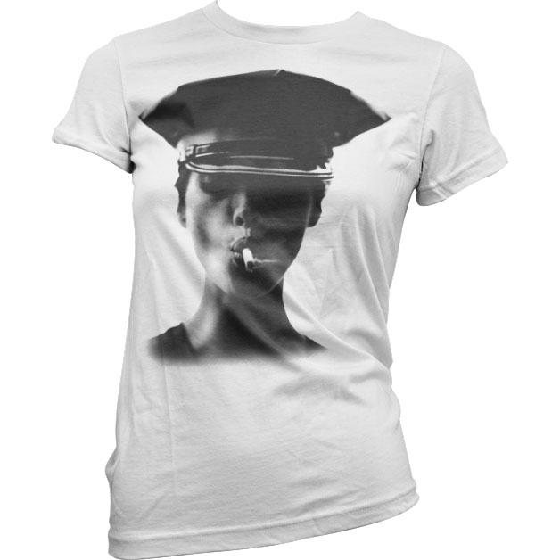 Christy Smoke Girly T-Shirt