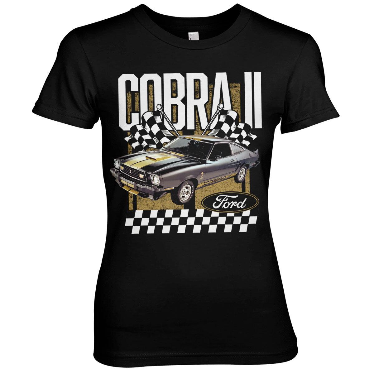 Ford Cobra II Girly Tee