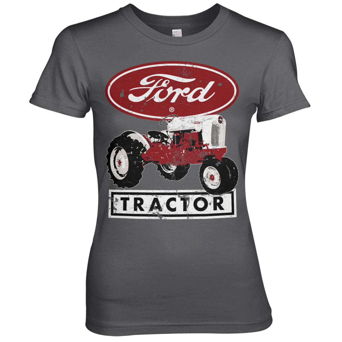 Ford Tractor Girly Tee