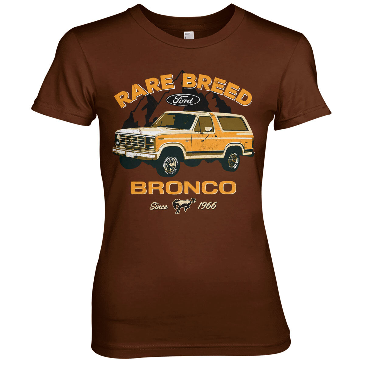 Ford Bronco - Rare Breed Girly Tee