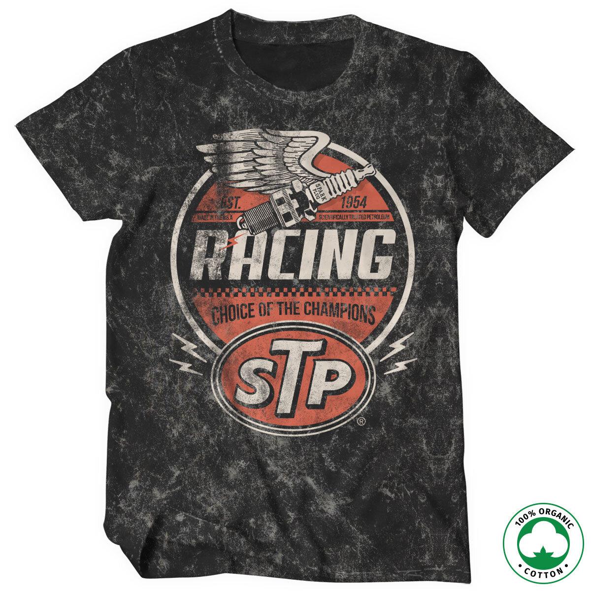 STP Vintage Racing Organic Tee