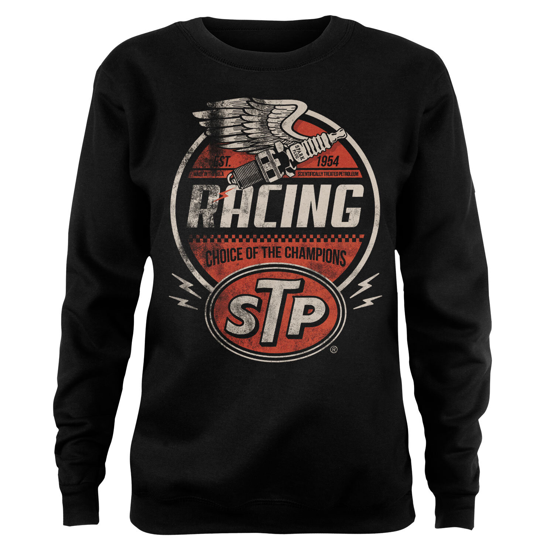 STP Vintage Racing Girly Sweatshirt