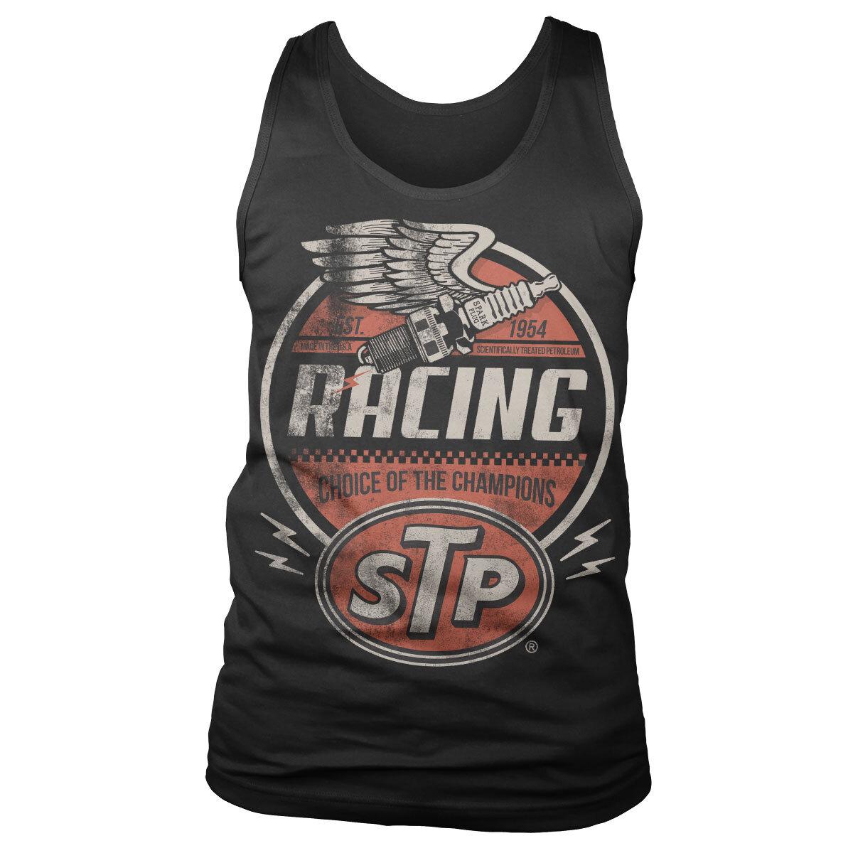 STP Vintage Racing Tank Top