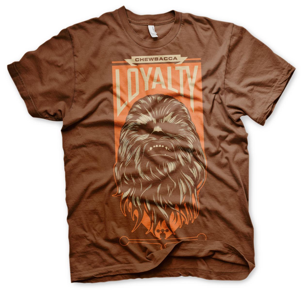 Chewbacca Loyalty T-Shirt