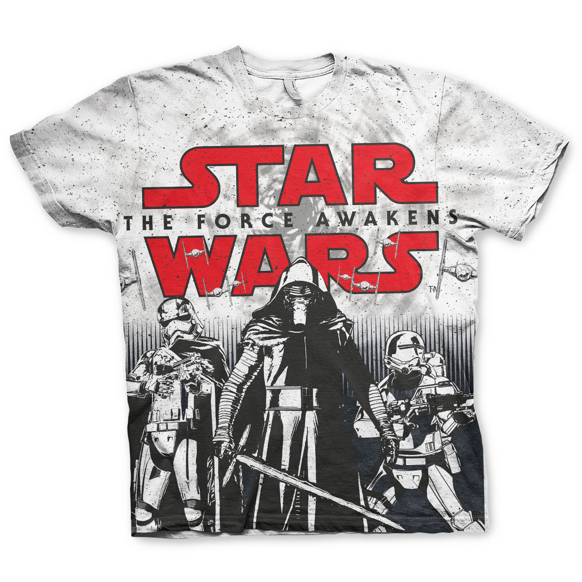The Force Awakens Allover Tee