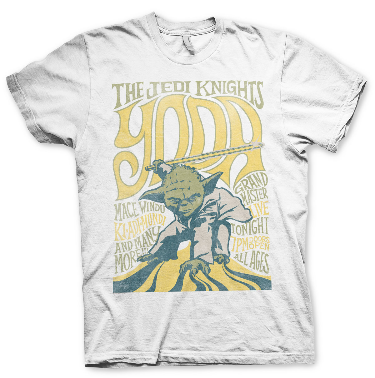Yoda - The Jedi Knights T-Shirt