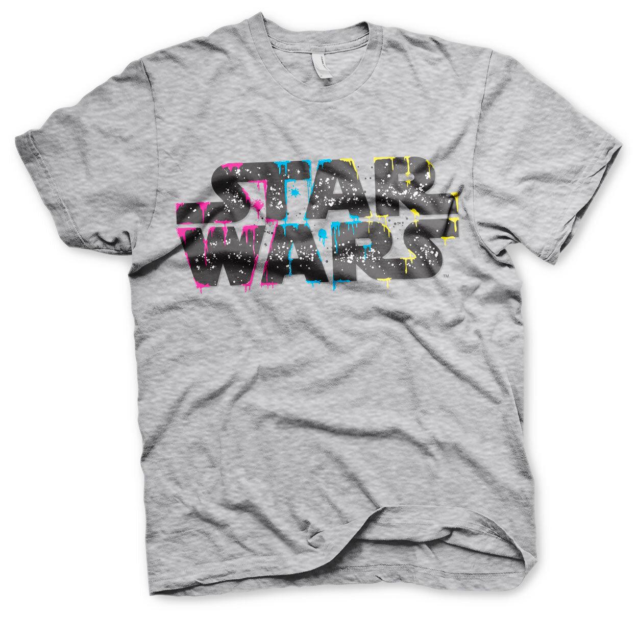 Inked Star Wars Logo T-Shirt
