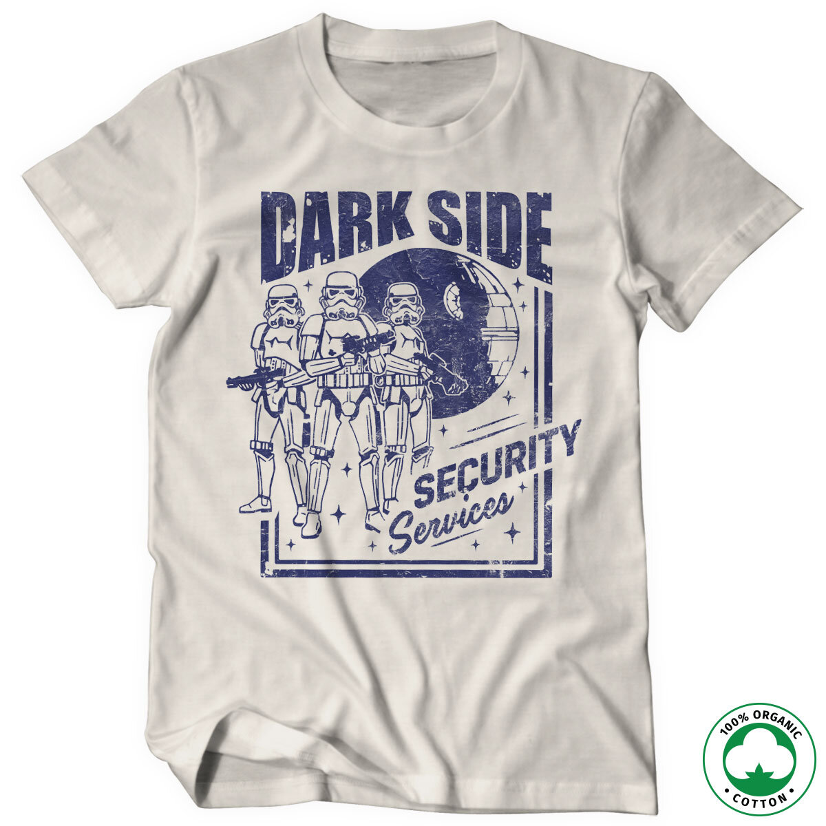 Dark Side Security Services Organic T-Shirt