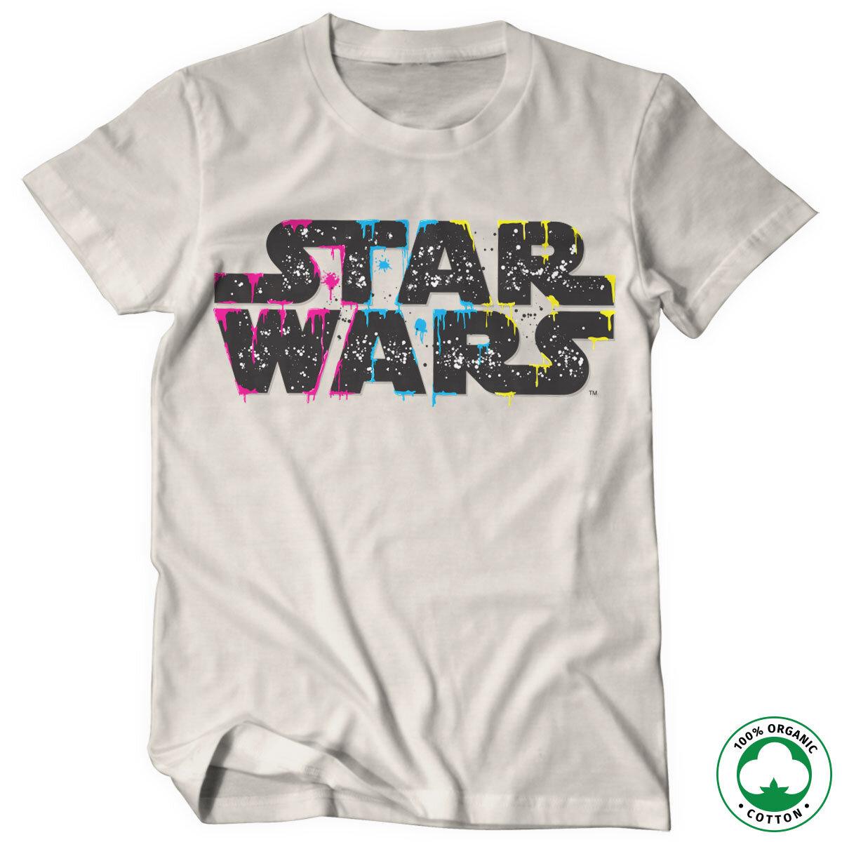 Inked Star Wars Logo Organic Tee