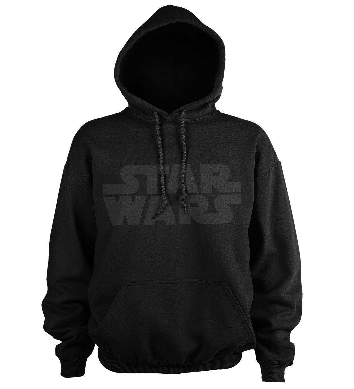 Star Wars Black Logo Hoodie