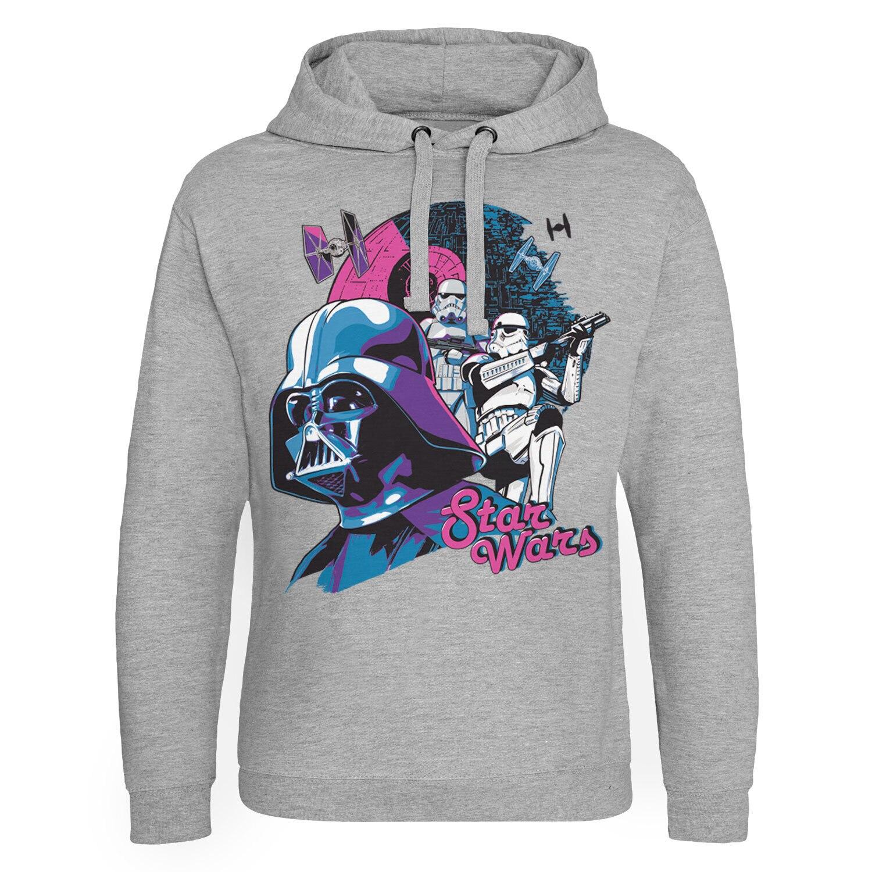 Star Wars - Colorful Death Epic Hoodie