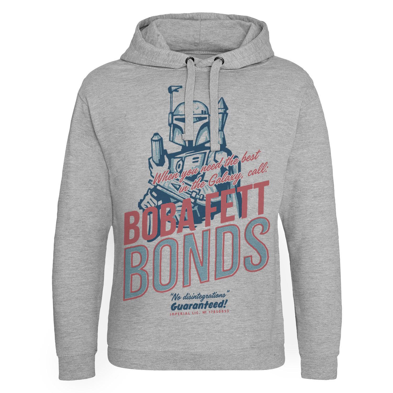 Boba Fett Bonds Epic Hoodie