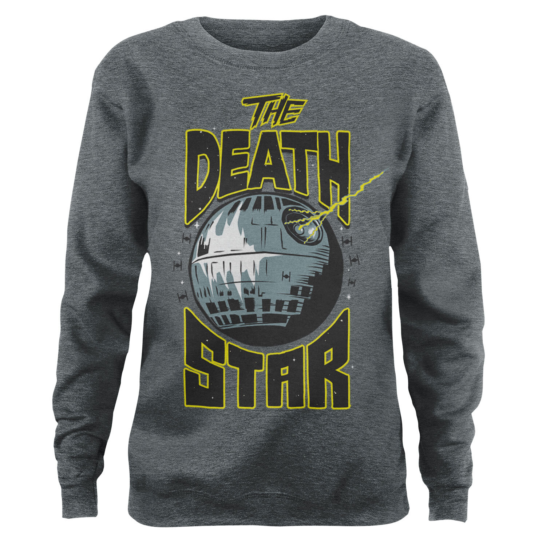 The Death Star Girly Sweatshirt