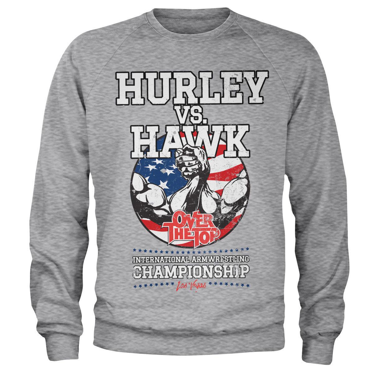 Hurley Vs. Hawk Sweatshirt