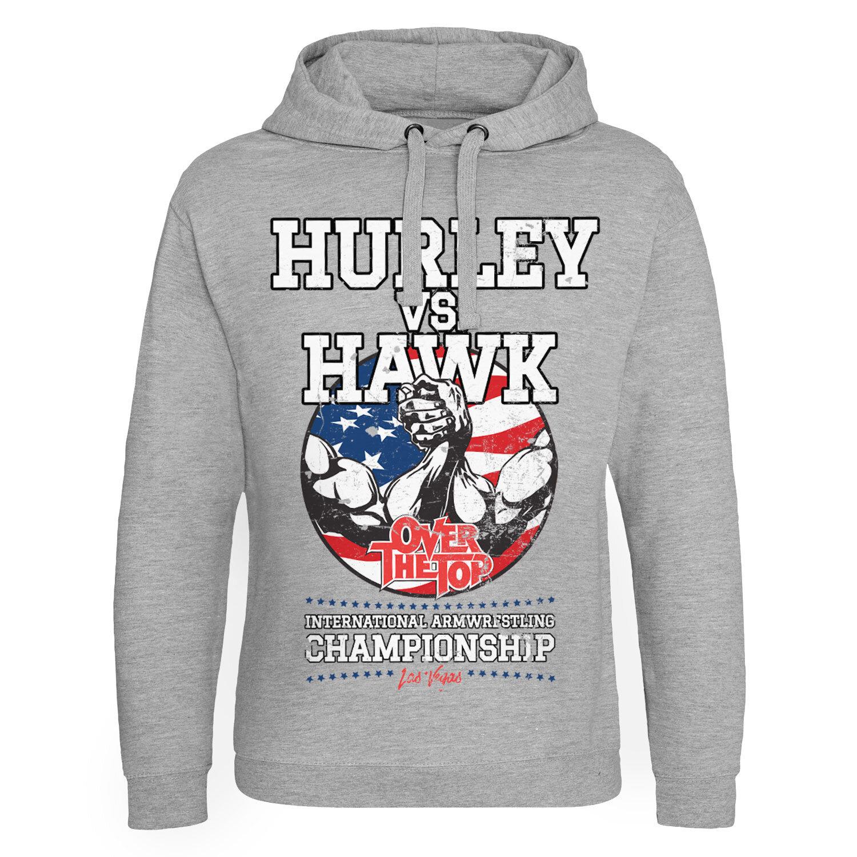 Hurley Vs. Hawk Girly Epic Hoodie