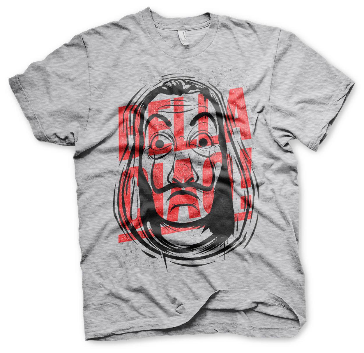 Masked Bella Ciao T-Shirt