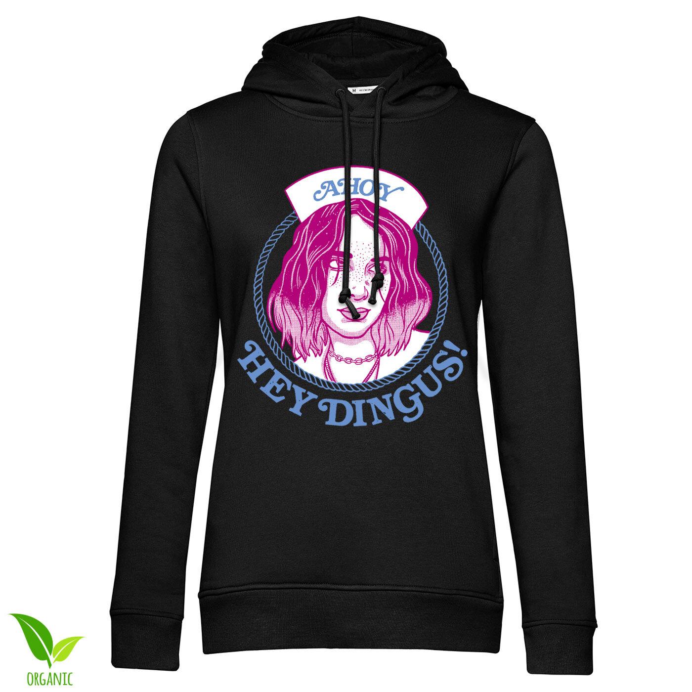 Ahoy - Hey Dingus Girls Hoodie