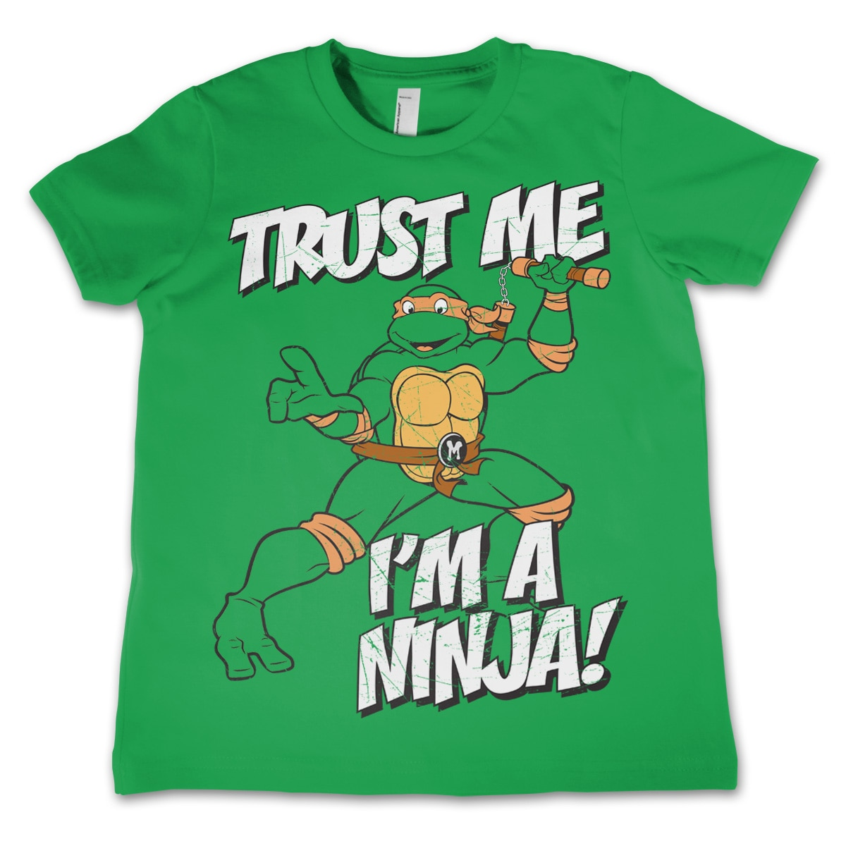 Trust Me - I´m A Ninja Kids Tee