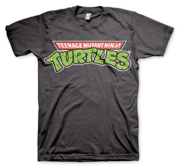 TMNT Classic Logo T-Shirt