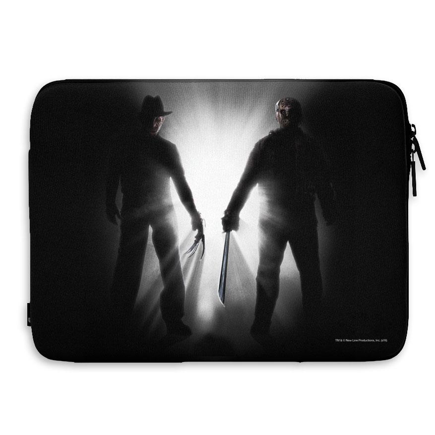 Freddy vs Jason Laptop Sleeve