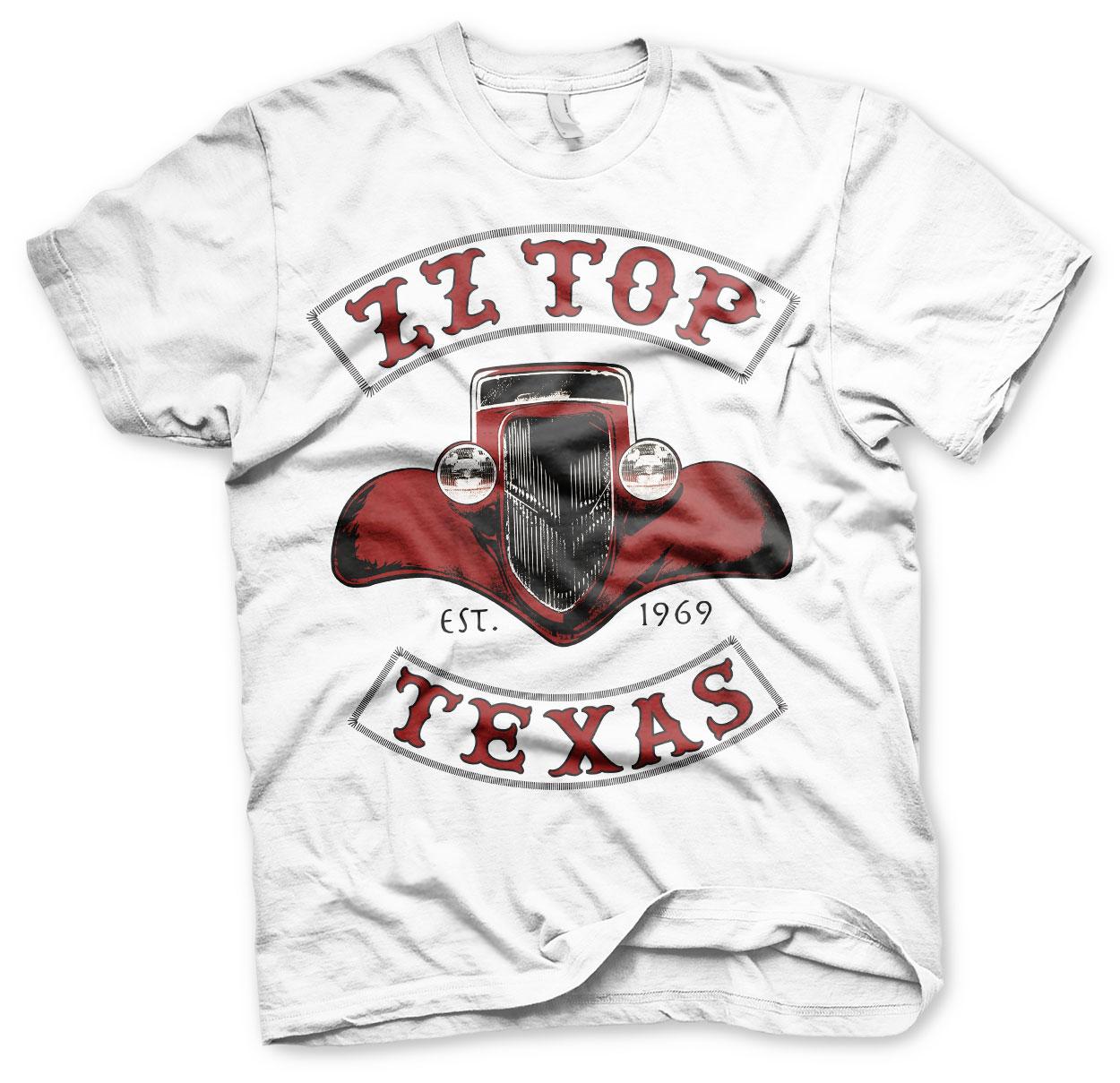 ZZ-Top - Texas 1962 T-Shirt