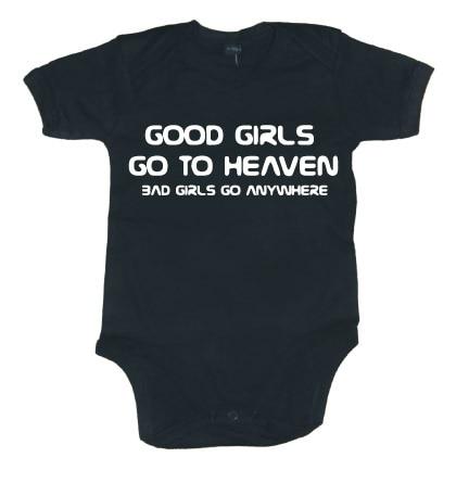 Good Girls Go To Heaven Body