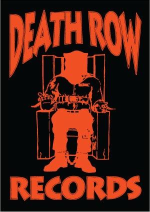 Death Row Records sticker.