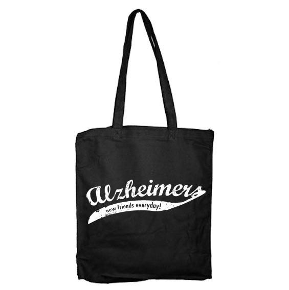 Alzheimers Tote Bag