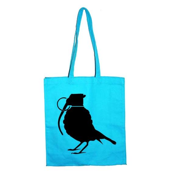 Birdie Boom Boom Tote Bag